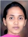 Mayuri Wadkar, Hired by Accenture(Maharashtra)