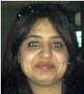 Monica Arora, Hired by Accenture (Uttar Pradesh)