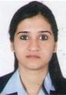 Richa  Arya, Hired by NTT Data (Haryana)