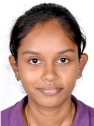 Roseleen Chall, Hired by HCL Comnet(Tamil Nadu)