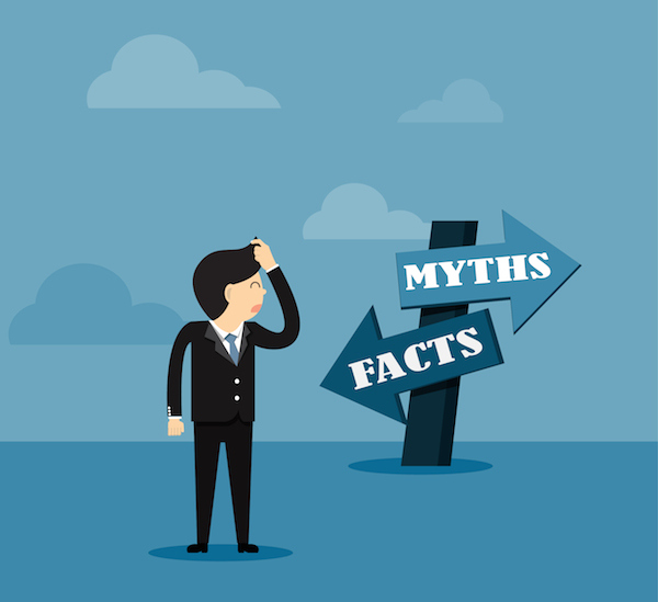 Job search myths to beware of of