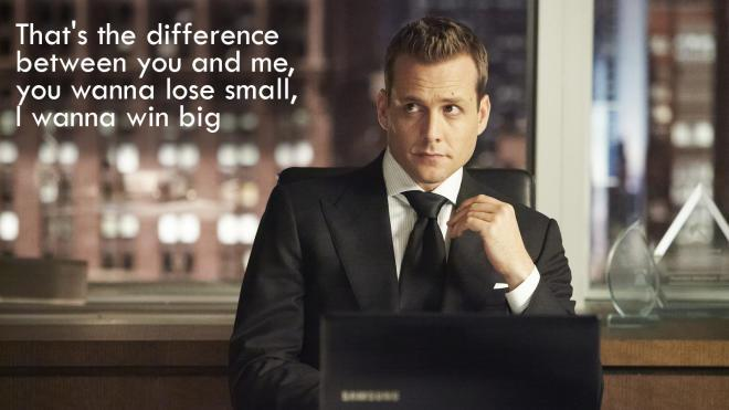 lessons from suits