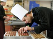 Career as a chocolatier