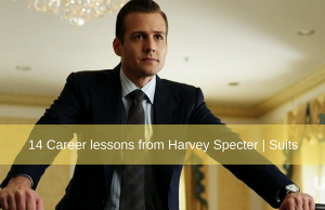 Career lessons from suits