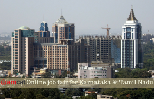 AMCAT online job fair in Karnataka and Tamil Nadu