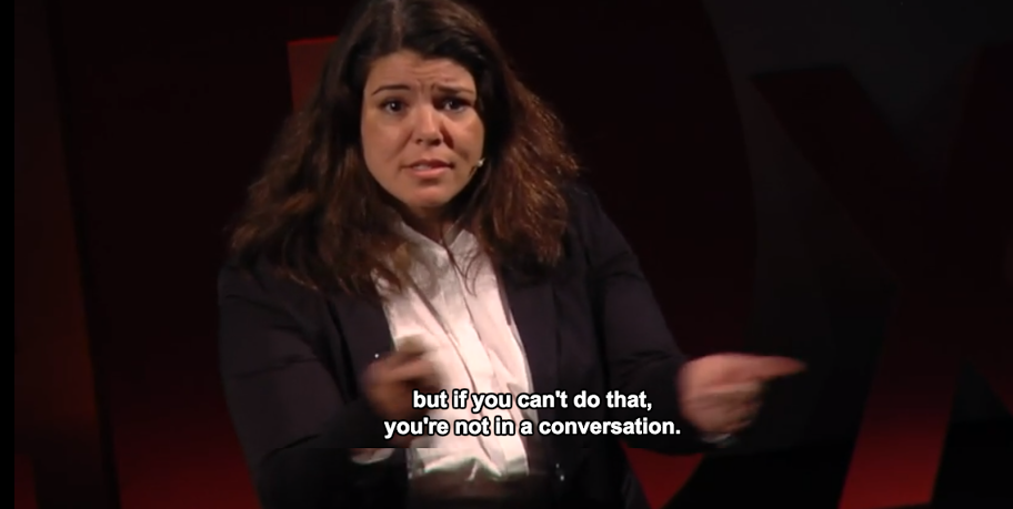Ted Talk by Celeste Headlee