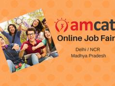 Online job fair - Delhi &MP