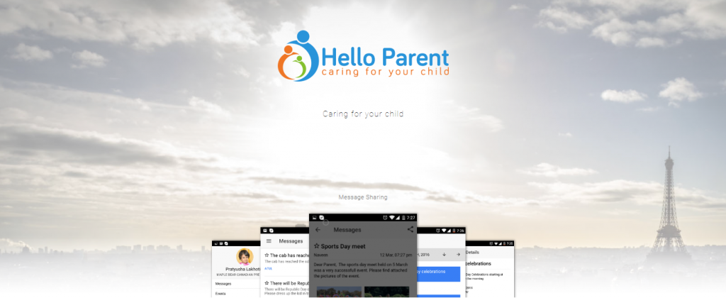 Hello Parent is a mobile communication app to connect schools with parents.