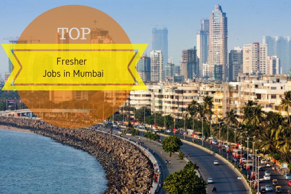 Top Fresher Jobs in Mumbai