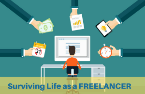 Surviving Life as a FREELANCER