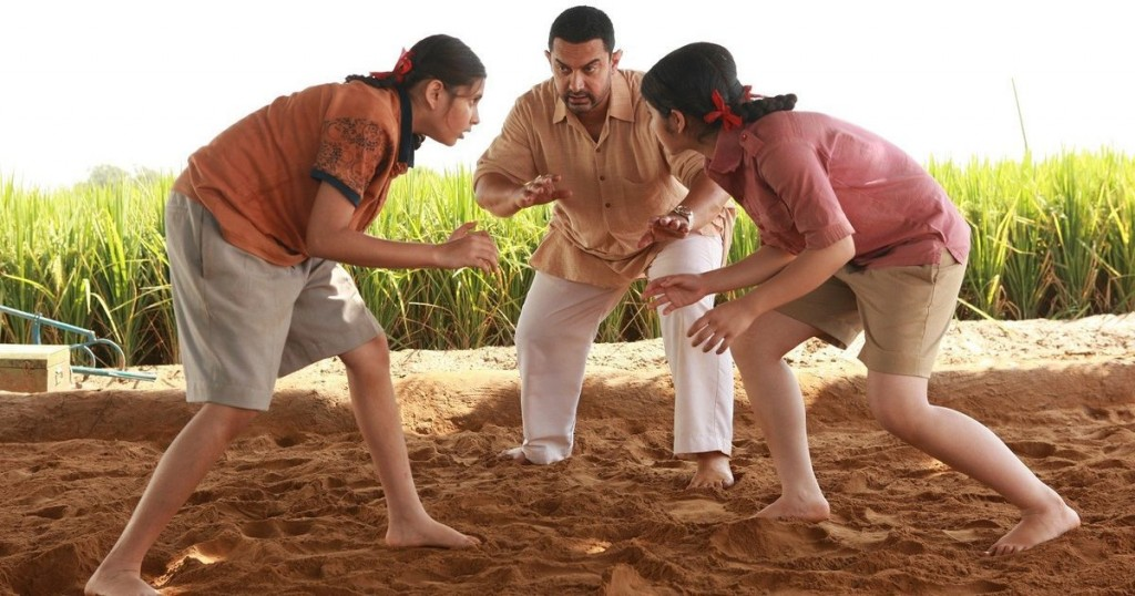 Aim high to win. A lesson from Aamir Khan starrer Dangal.