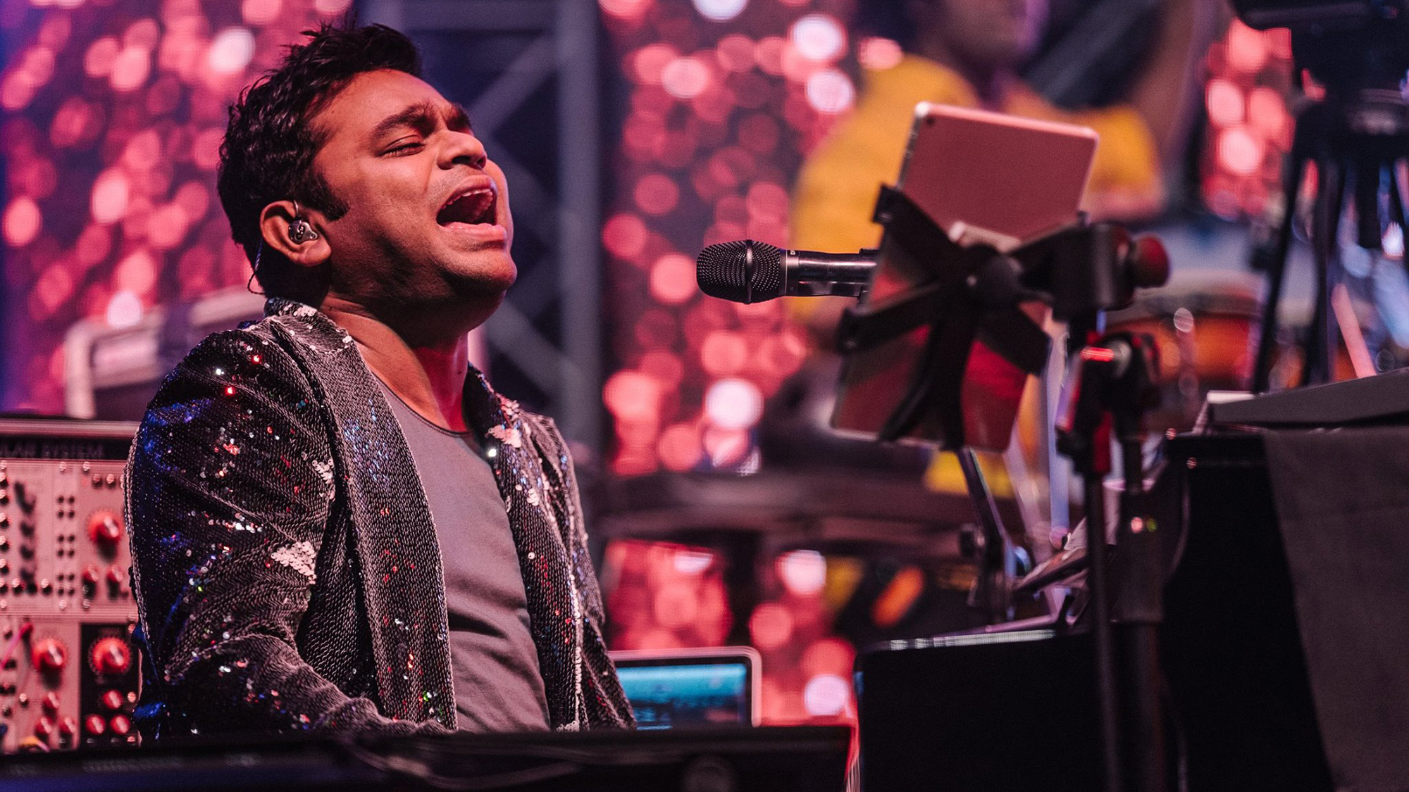 AR Rahman at the NH7 weekender in 2015. (Wiki Commons)