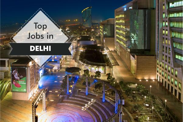 Fresher Jobs in New Delhi