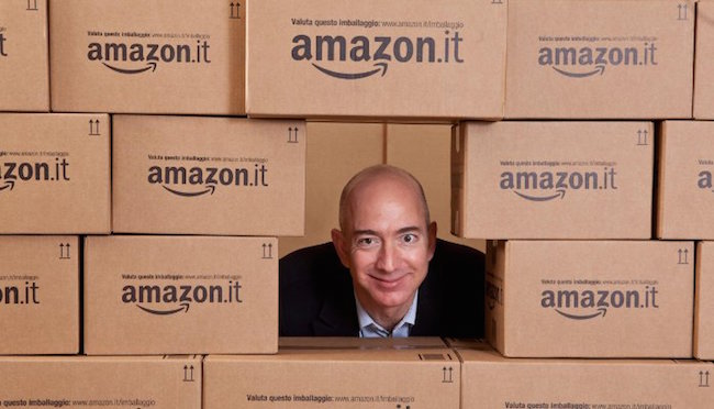 The lynchpin behind Amazon's success - Jeff Bezos.