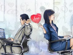 Office romances are here to stay. But can you balance that best with your job?