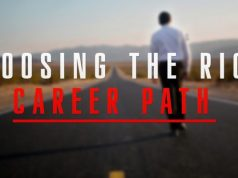 choosing the right career path
