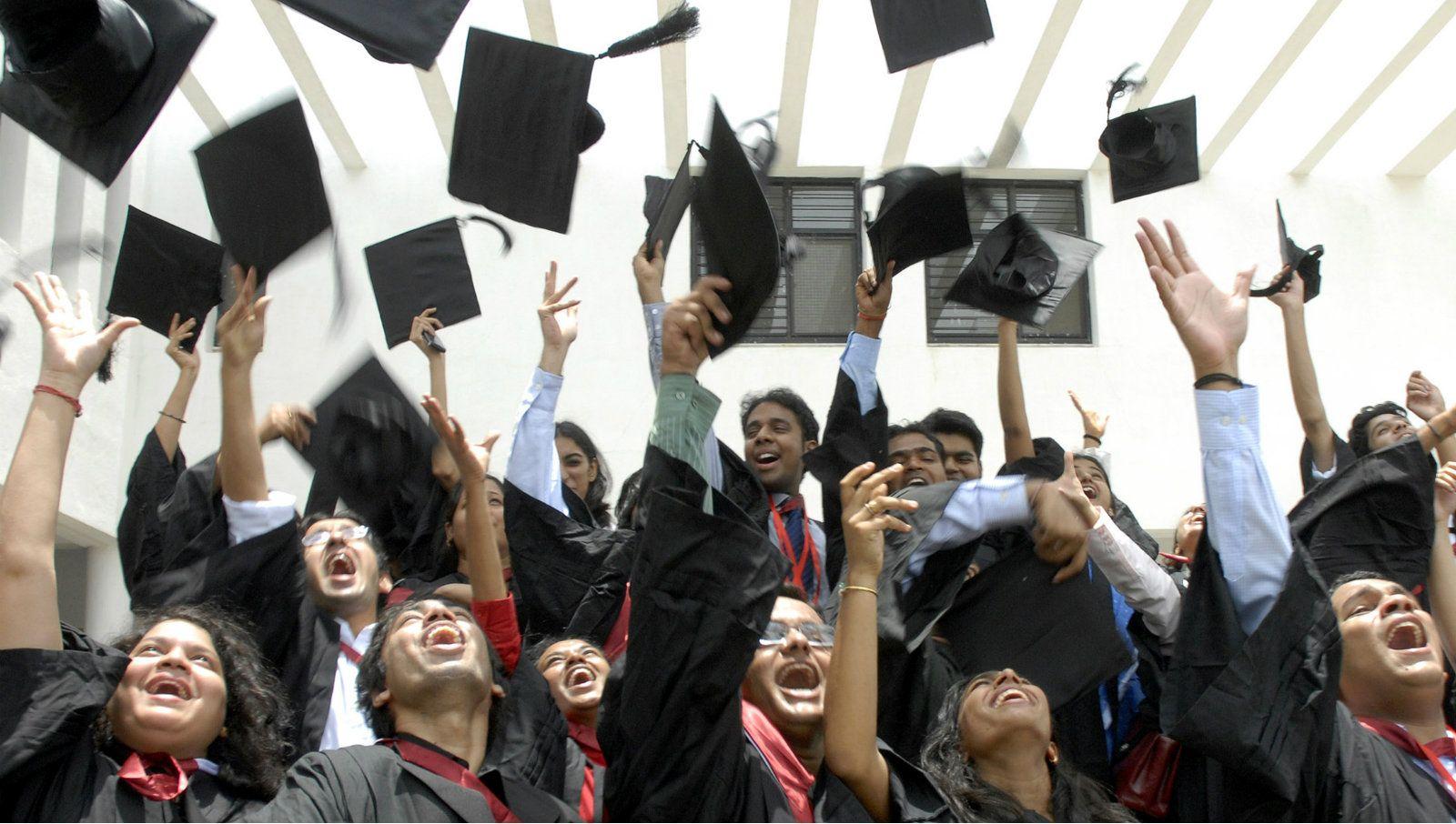 Graduates in 2107