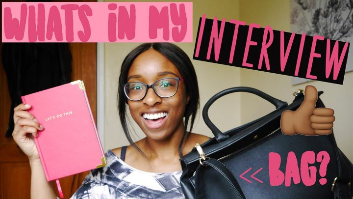 interview must haves