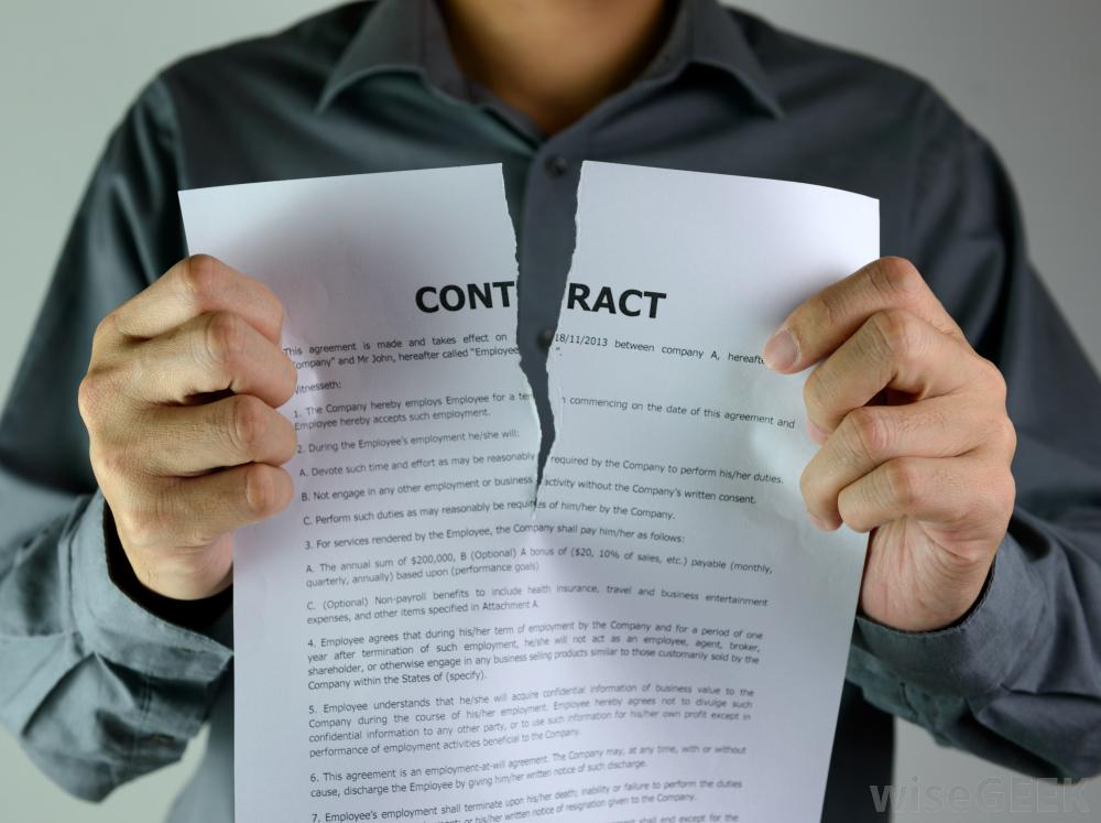 What are the terms of termination in your fresher jobs' offer letter? (WiseGeek)