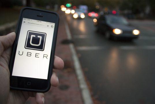 Non-tech job with Uber.