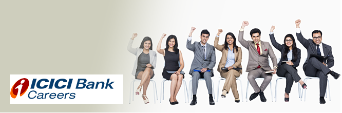Opt for a smooth banking career, courtesy ICICI bank.