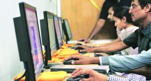 Capgemini takes the initiative to improve its employees' skill sets. (Courtesy: Indian Express)