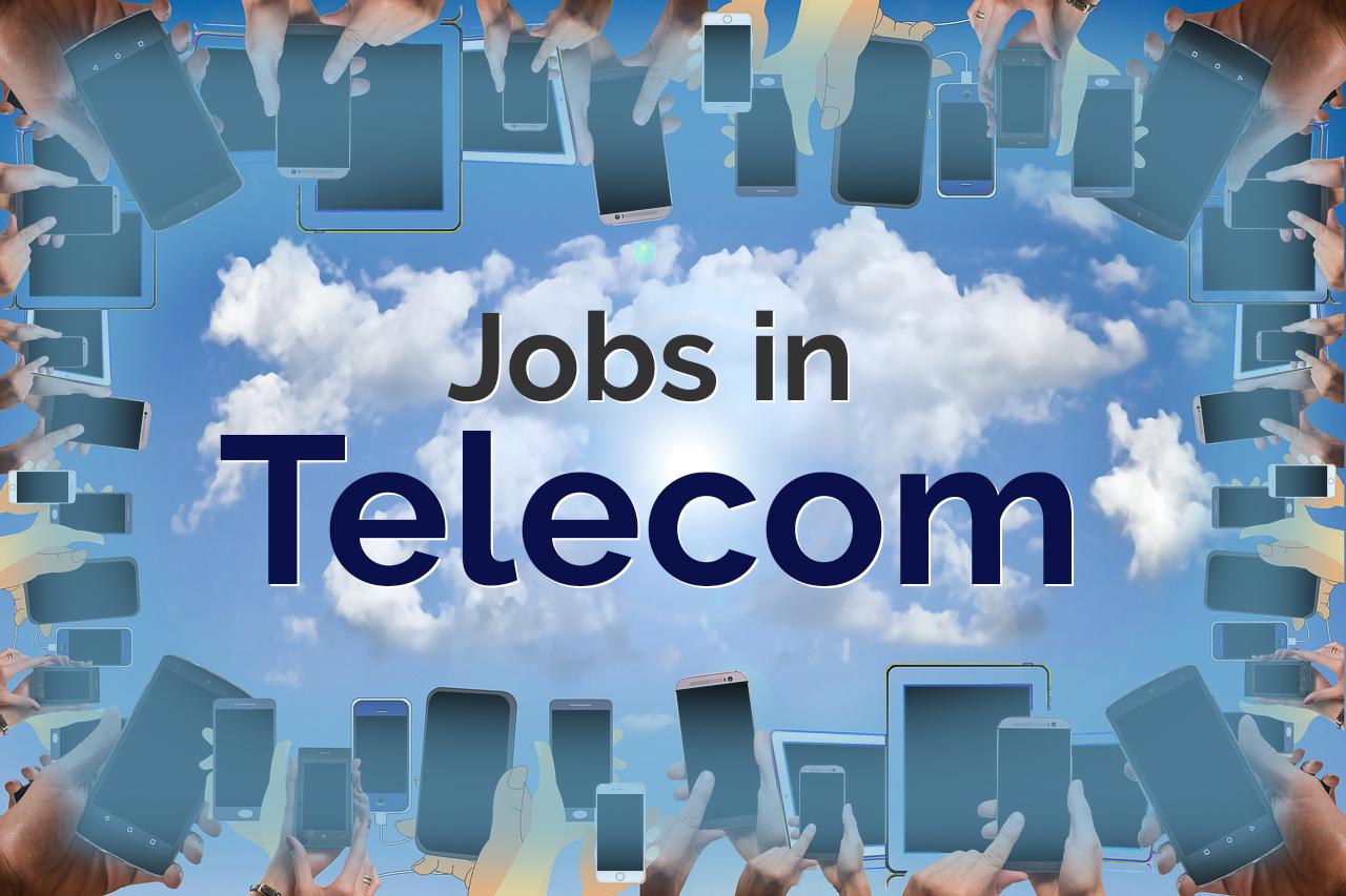 jobs in telecom