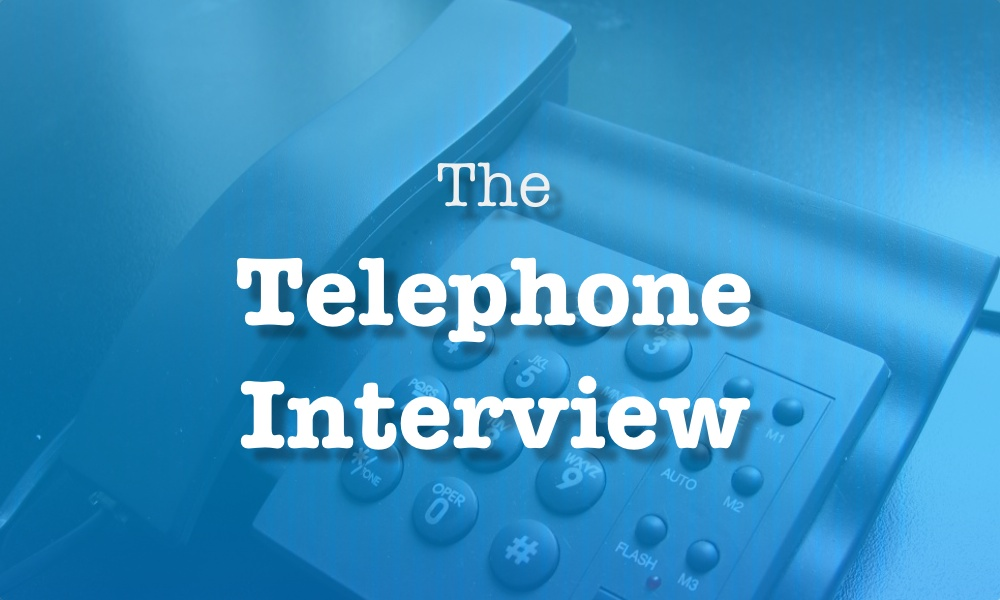 job interview 5 tips for your phone interviews - Phone Interview Tips For Phone Interviews