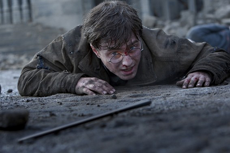 Harry Potter did not shy away from his responsibilities and defeated the Dark Lord.