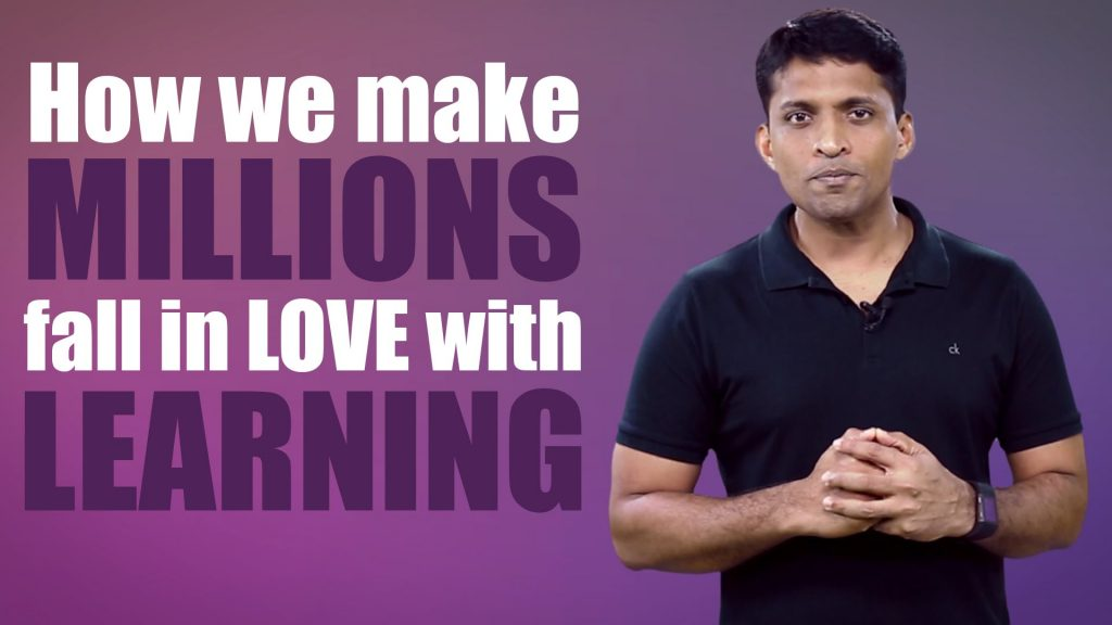 Join the love for learning with this set of fresher jobs in BYJU's. (Official website)