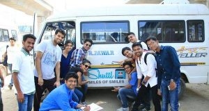 Looking for jobs in Shuttl. Get ready to also change the world. (Facebook)