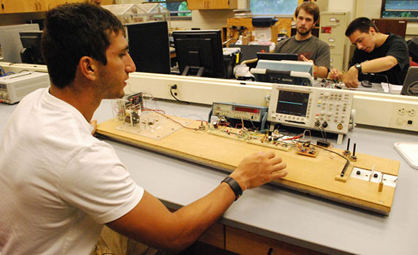 The need for engineers in education. (Student Life Online)