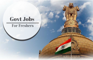 Evergreen government jobs every fresher should consider.