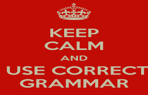 Know your English Grammar to bag the best jobs.