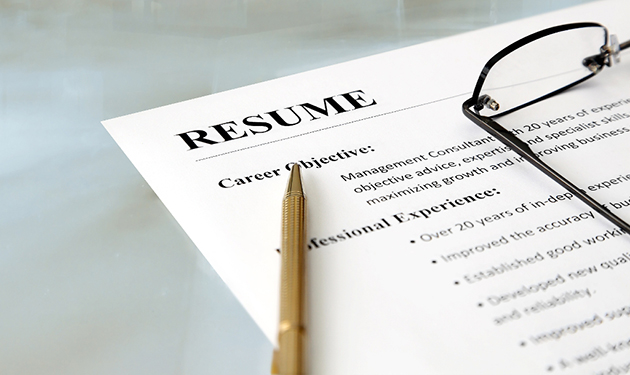 Resume writing? Ensure you have these elements in place. (Image: Lifed)