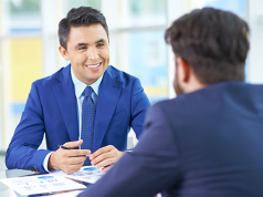 Prepare for job interviews, with the help of technology.