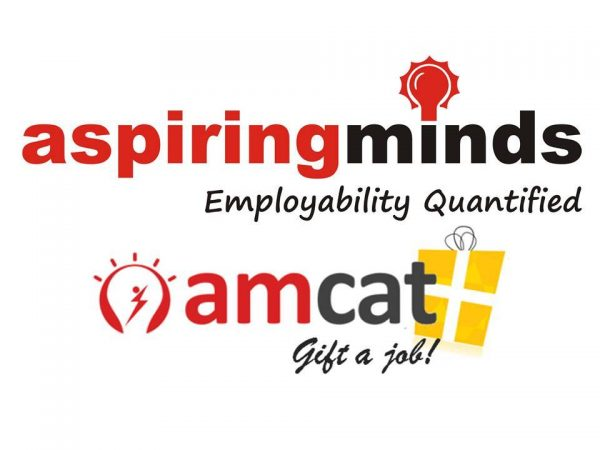 Gift yourself a job today, with the AMCAT Test.