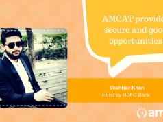 Read Shahbaz AMCAT Success Story