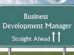 Move ahead with a Business Development Manager's job.