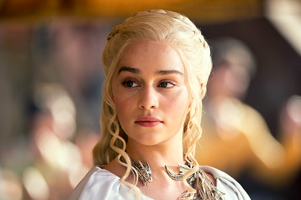 The Mother of Dragons can give you a tip or two on how to never say never.