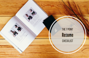 Things that should really be on your job resume to get recruiters to give you a call.