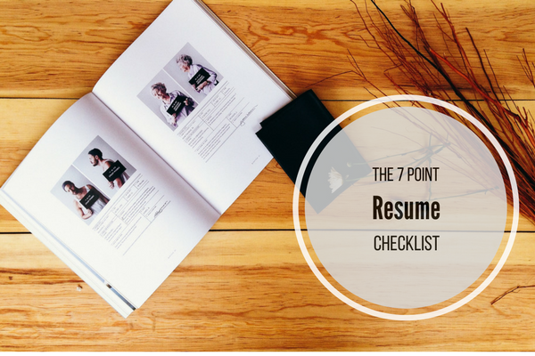 The things that should really be on your resume to get recruiters to give you a call.
