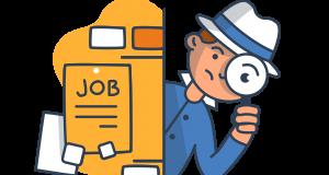 Job search: non-tech jobs