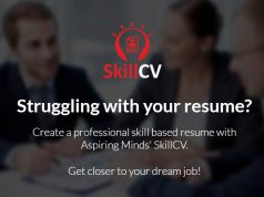 Gain the SkillCV advantage by investing in this optimal resume format.