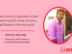 Meet Nixon and learn how he accomplished his job search journey with the AMCAT.