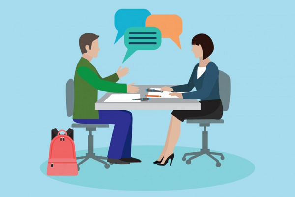 Preparing for a job interview? Here are some verbal and non-verbal cues to help you ace it.