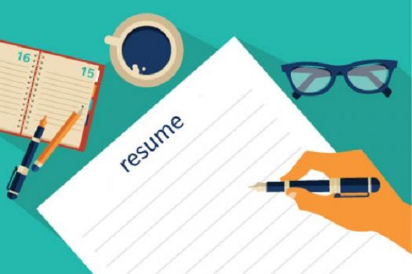 Resume tips and the words to avoid on your resume.