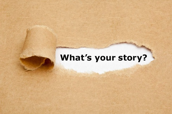 What is your story beyond your resume?