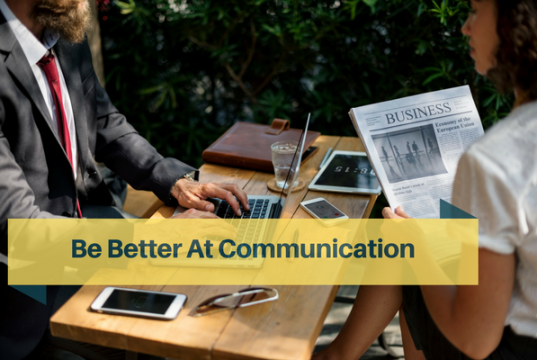 Here is how you can improve your communication skills.
