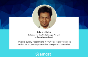 Hear how Irfan Uddin landed a job in SunWorks Energy.